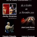 Le jazz continue